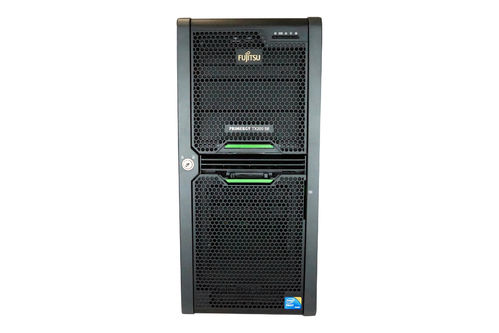 Fujitsu Server Primergy TX200 S6 Tower 2x E5630 16GB RAM 2x PSU 4x LFF