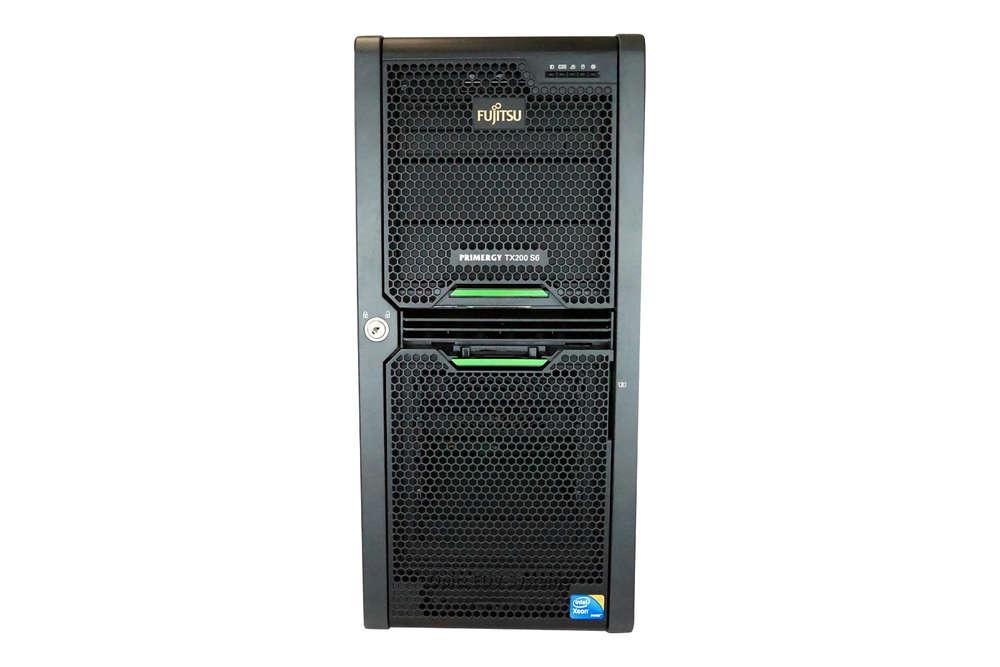 Fujitsu Siemens Primergy TX200 S6 Server Tower 3,5