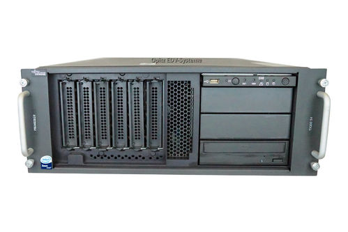 Fujitsu Server Primergy TX300 S4 Rack 2x Xeon E5405 2GHz 8GB 2x146GB 15k SAS