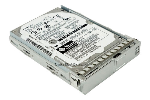 "Sun Sparc SAS Festplatte HDD 146GB 10K 2,5"" MARLIN BRACKET BLACK F540-7367"