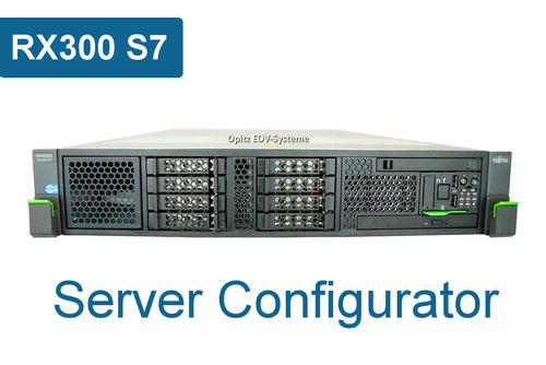 Server Fujitsu Primergy Rx Server