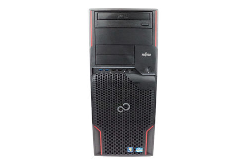 Fujitsu Celsius R920 Workstation 2x Xeon E5-2667 64GB RAM 256GB SSD Quadro4000