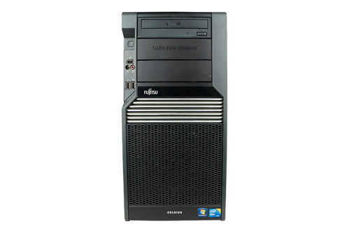 Fujitsu Celsius M470-2 Workstation, Xeon W3690, 12GB RAM, 500GB HDD, Quadro 2000, WIN7