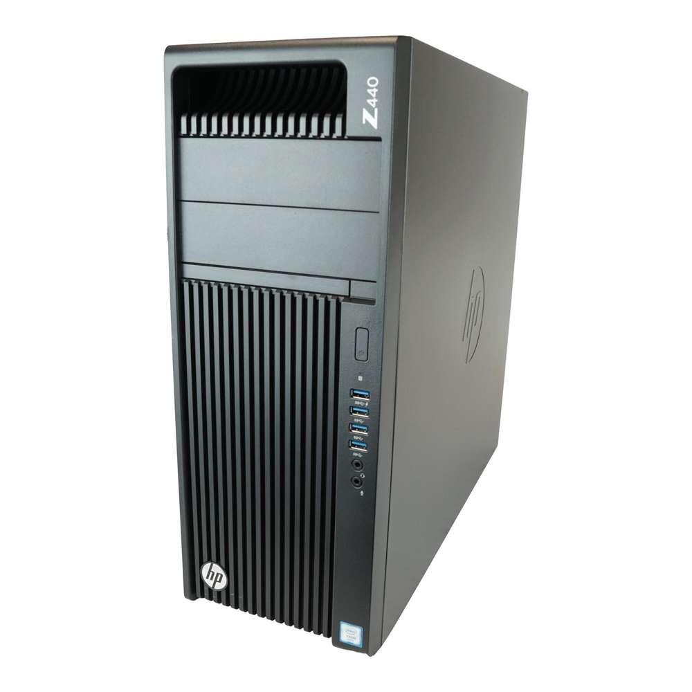 HP Z440 Workstation E5-1650v3 32GB 256GB SSD 1TB K5200